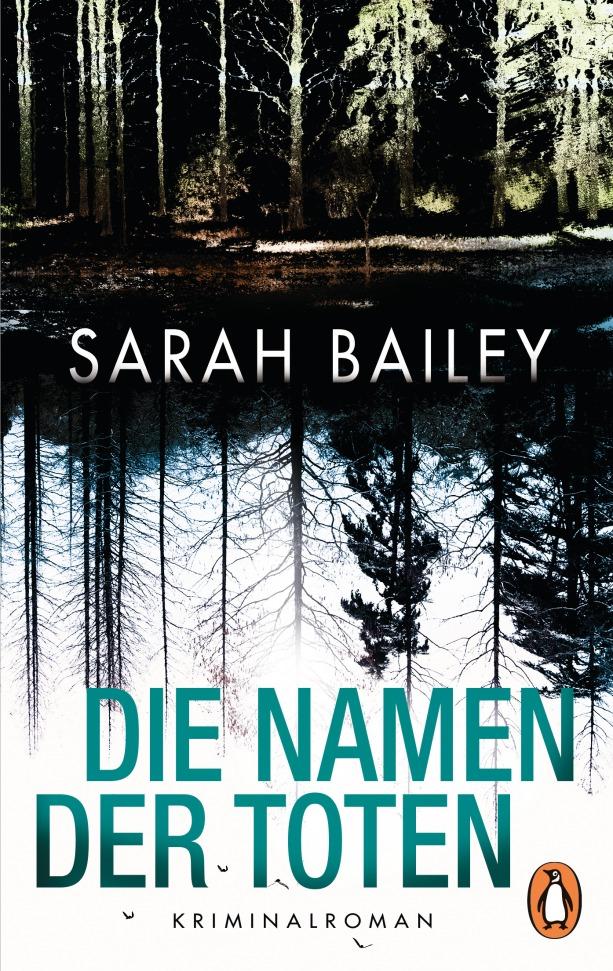 Die Namen der Toten von Sarah Bailey