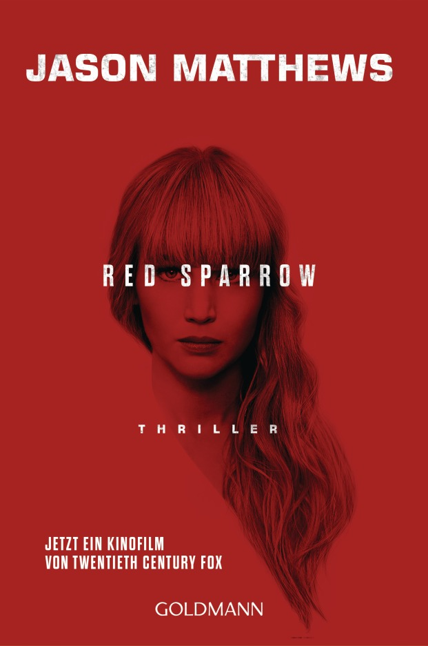 Red Sparrow von Jason Matthews